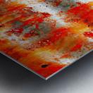 Corrugated Iron Series 13 Metal print