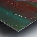 Path à linfini  Metal print