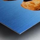 Balancing Act - Devils Marbles Metal print
