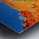 Ormiston Gorge Landscape Metal print