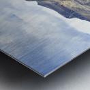 Going to the Sun Mountain Metal print
