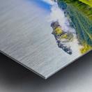 Hyalite Metal print