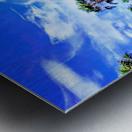Nevada Sky  Metal print