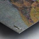 The Gulf Metal print