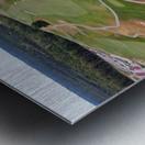 Arcadia Bluffs South Course back nine Par 5s Metal print