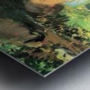 The black creek by John Singer Sargent Metal print