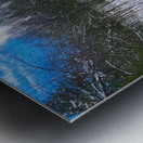 SimsburyFalls Metal print