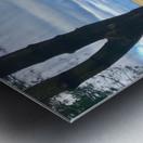 GranbySilo Metal print
