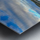 Granville Pond Metal print
