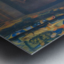 Allegory of Faith by Vermeer Metal print