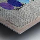 Potential Energy Chakras Colors Metal print