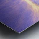 Mysterious World Metal print
