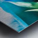 A bit of blue Metal print