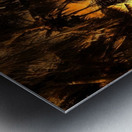 Fiery Hour Saipan Metal print