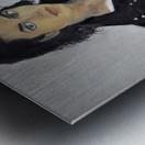 Michael_High_Res Metal print