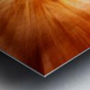 Isuanbul Chora museum effects 2 Metal print