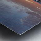 Sunrise Over Hoan Impression metal