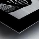 $ Metal print