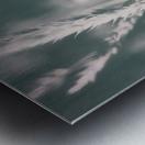 Spica in Glow Metal print
