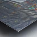 Crescent Street Metal print