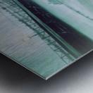Chain Bridge Metal print