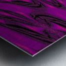 Purple Desert Song 5 Metal print