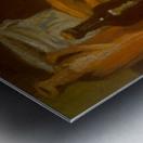 Cogs by Van Gogh Metal print