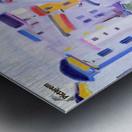 0191 Metal print