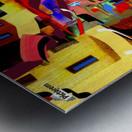 0210 Metal print