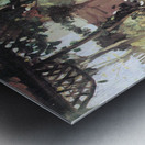 Two wine glasses by John Singer Sargent Metal print