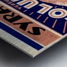 1938_College_Football_Syracuse vs. Columbia_Baker Field_New York City_Row One Brand Metal print
