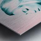 Double Vision Metal print