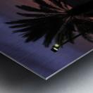 Night Vibes Metal print