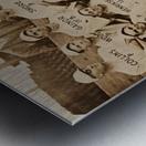 1915 Boston Red Sox Team Photo Metal print