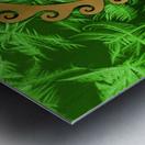 Elegant home decoration room design Metal print