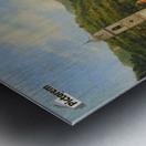 Lake Como Metal print