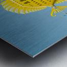 Residenza Pescellino Royale Metal print