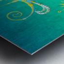 Castellini Elephantini Azure Metal print
