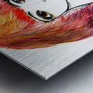 interchangingversionthree Metal print