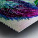 spritecolorsalien7 Metal print