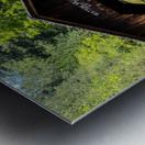 Watson Mill Bridge State Park   Comer GA 06571 Metal print