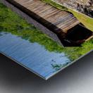 Watson Mill Bridge State Park   Comer GA 06576 Metal print