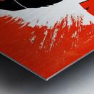 hal decker artist baltimore orioles poster Metal print