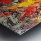 Clattering Metal print