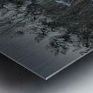 Deperson Metal print