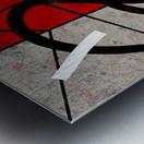 Battlegrounds Metal print