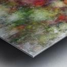 Outcrop Metal print
