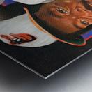 1986 Baltimore Orioles Media Guide Canvas Metal print