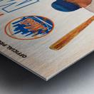 1966 New York Mets Metal print