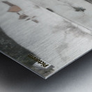 Blaafarveverket Metal print